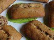 mini-cakes céréales poire straciatella