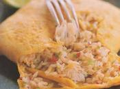 Omelette fourrée sauté crabe (Thaï)