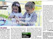 MIMOLETTE dans journal METRO Toulouse 09/03/2012
