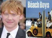 Rupert Grint dans biopic Dennis Wilson, batteur Beach Boys