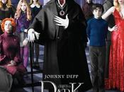 Johnny Depp dans 'Dark Shadows' Burton