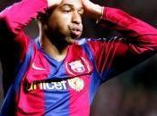 """Thierry Henry """"jamais sans fille"""""""