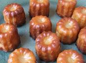 Mini-cannelés mini-gâteaux creusois