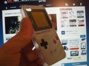 Coque GAMEBOY GAME©OVER pour IPHONE 4/4S chez CLUBCASE