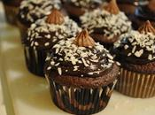 Muffins chocolat-chocolat