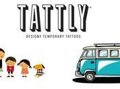 Tattly nouveaux tatouages temporaires graphiques