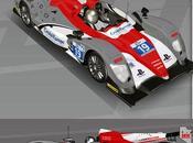 Grande première pour Sébastien Loeb Racing