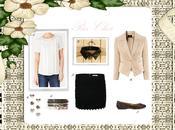 CHER little black lace skirt petite jupe noire dentelles