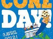Mardi avril Journée glace gratuite chez Jerry's