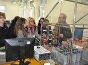 Visite Laboratoire d'Energétique Collège Haut Penoy