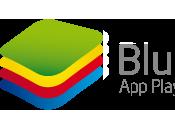 BlueStack exécute apps Android votre
