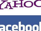 Facebook poursuit Yahoo! pour violation brevet