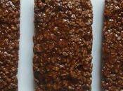 barres céréales moelleuses expresso (sans cuisson)