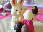 Pâques images: déco printanière chocolat!!