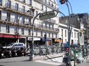 Nouveau Paris entrée métro Hector Guimard