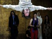 THÉÂTRE L'ODÉON (MESURE POUR MESURE) SHAKESPEARE SCHAUBÜHNE BERLIN avril 2012 Scène :Thomas OSTERMEIER, avec LARS EIDINGER GERT VOSS)