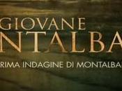(Pilote ITA) giovane Montalbano premiers d'une figure policière classique culture italienne