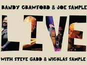 Randy Crawford Sample retrouvent pour album live