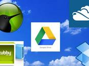 Envoyer simple clic droit fichier vers Dropbox, Google Drive, SugarSync, Skydrive, Cubby