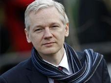 Julian Assange York
