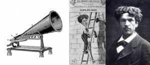 avril 1877. Poète inventeur, Charles Cros imagine phonographe avant Edison