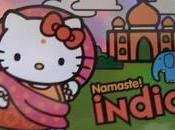 Hello Kitty mode indienne