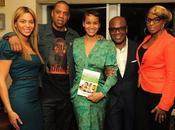 Beyoncé, Jay-Z Mary Blige lancement livre d'Erica Reid