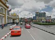 Google Street Thailande