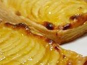 Tartelettes Pommes Crème