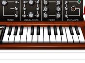 Doodle Google Robert Moog l'honneur