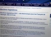 fiasco vote Français l'étranger internet
