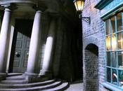 magie Harry Potter demi-heure Londres