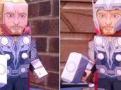 Papertoy THOR (Avengers 2012)