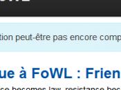 FoWL, réseau social WikiLeaks