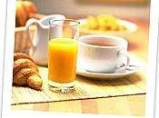Exemples petits déjeuners variés équilibrés
