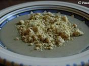 Crème sorgho (recette tunisienne droô)