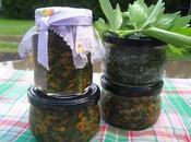 Herbes salées potager livèche
