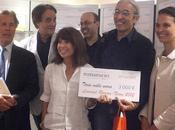 Boualem Sansal reçoit prix Roman-News