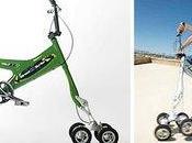 Vélo streetsurfer