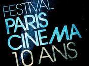 Festival Paris Cinéma programme