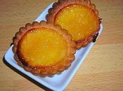 Mini-tartelettes Citron