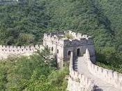 Grande Muraille Chine rallongée nouvelle étude