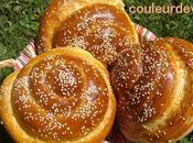 Pain marocain spirale