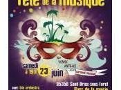 Fête Musique Saint-Brice-Sous-Forêt 2012
