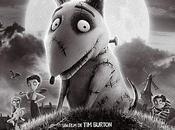 Frankenweenie nouveau film d'animation Burton