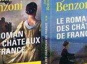 808] Juliette Benzoni publie Roman châteaux France tom.