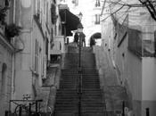 Escaliers rues Paris André Antoine