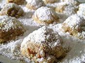 Polvorones Petits Biscuits Mexicains Espagnols