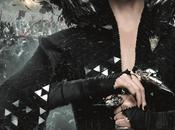l'affiche: Charlize Theron Kristen Stewart pour Blanche-Neige chasseur