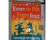 Evere fête- feest, juin 2012